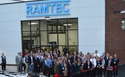Cuyahoga Valley Career Center Opens State-of-the-Art RAMTEC Center