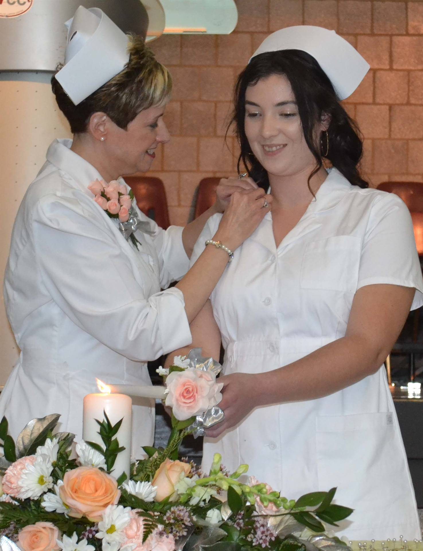 May 20, 2018 Dental Pinning and Capping Ceremony