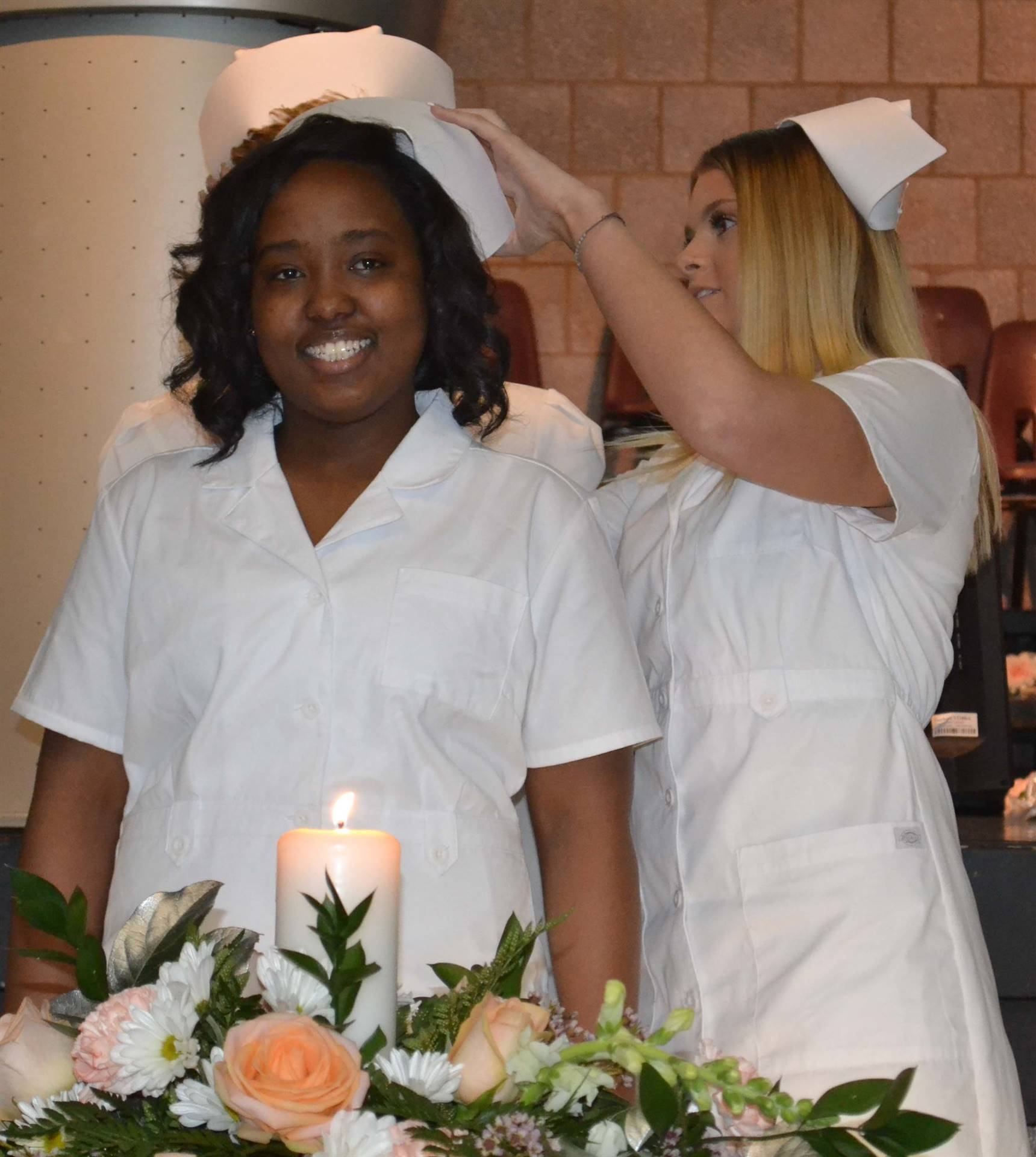 May 10, 2018 Dental Pinning and Capping Ceremony