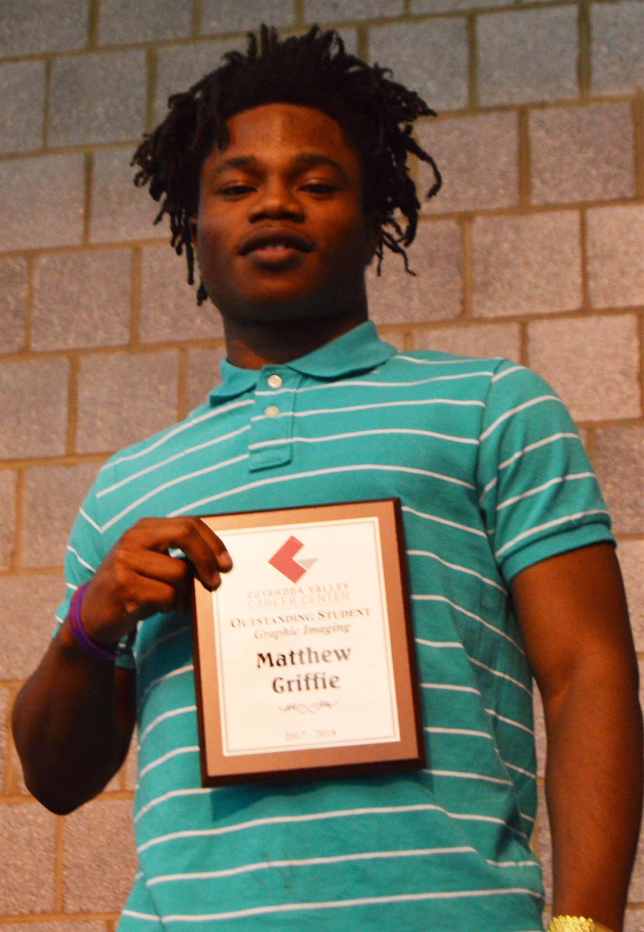 Senior Recognition Ceremony May 9, 2018