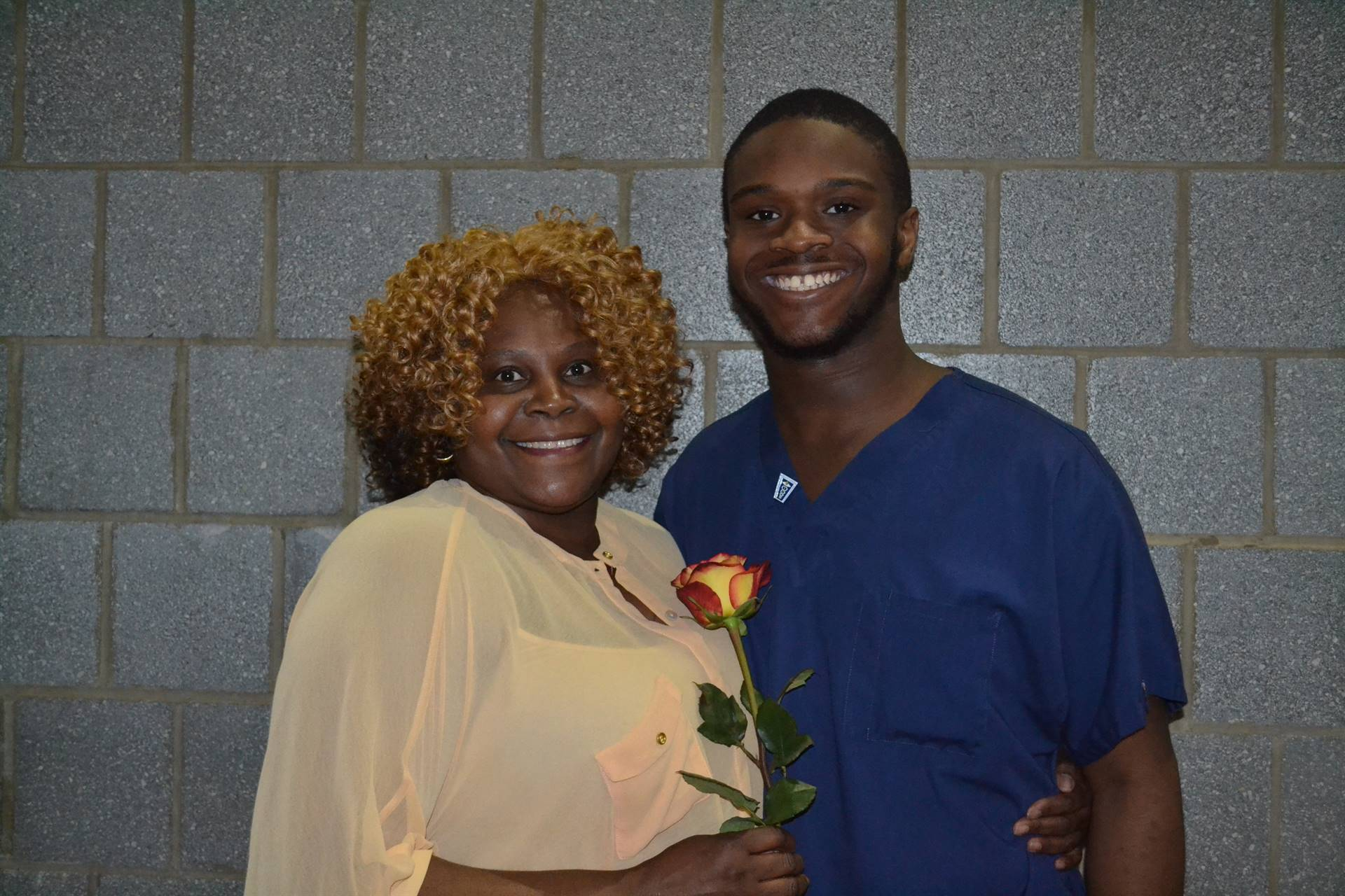 Health Careers Pinning Ceremony May 16, 2018
