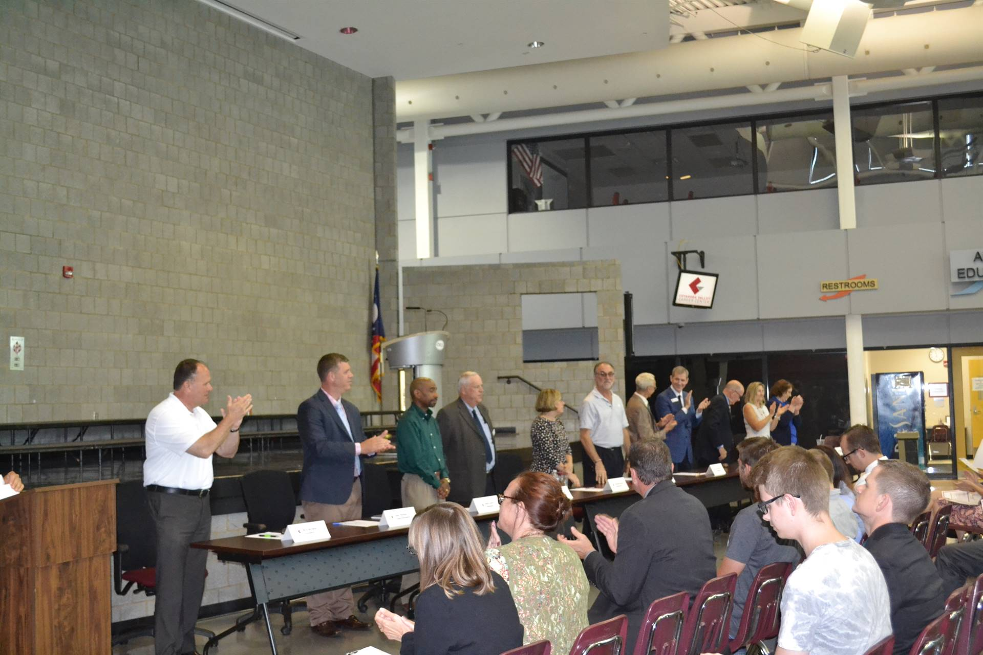 Student Recognition May 31, 2018