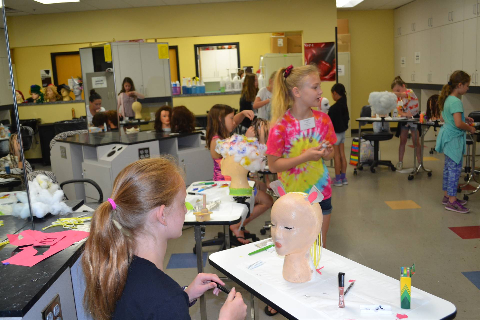 Cosmetology Camp